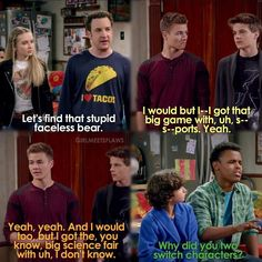Girl Meets World Zay, Farkle, Lucas Disney Channel Shows, Disney Shows, Riley Matthews, Funny Memes, Hilarious, Funny Quotes, Old Disney, Disney Stuff, World Quotes