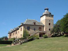 Chateau la Rocambrune - Aveyron, Midi-Pyrenees