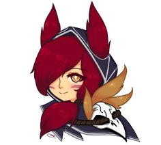 Xayah The Rebel from League Of Legends. ^^ *My waifu --------------------------------------------------- The character belo. Xayah The Rebel Xayah And Rakan, Lol League Of Legends, Rebel, Deviantart, Amazing, Board, Character, Videogames, Character Design