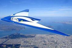 Nasa aircraft concept