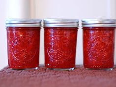 Strawberry kiwi jam jsduffield