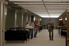 Workers are learning their way around Square's new offices, where the main…