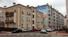 Visiter Lyon - Découverte de la ville des lumières: Les murs peints du quartier des Etats-Unis