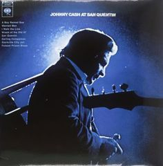 Johnny Cash - At San Quentin 180Gr. - Yeni Plaklar - Audioavm http://www.audioavm.com/Johnny-Cash-At-San-Quentin-180Gr,PR-3165.html