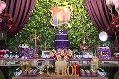 Descendentes - Muita Festa Decorações