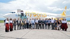 Flybondi presentó la primera aeronave de su flota en Salta: Se trata de la primera low cost de Argentina, que comenzará a operar el próximo…