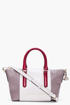 need this tote for fall. marc x marc jacobs colorblock burg boxer bag