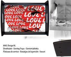 Plateaux  MWL Design NL    de MWL Design NL Salon design et accessoires  sur DaWanda.com
