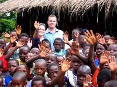 Serving as full-time missionaries in Africa. PRAY for the missionaries all over the world.