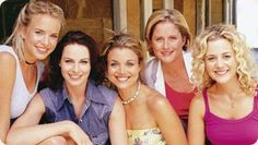 McLeod's Daughters...best show! Especially Seasons 1-3