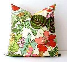 Another Jungalicious Pillow!