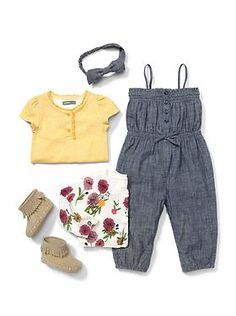 Baby Clothing: Baby Girl Clothing: Outfits We ♥ New: Road Trip   Gap
