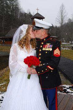 Weddings in Gatlinburg- a very popular destination for a large or small wedding