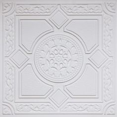 Clearance Discount Close Out Sale Antique gold Ceiling tile Ceiling Medallions, Ceiling Tiles, Do It Yourself Home, Kitchen Flooring, Pearl White, Backsplash, Diy, Decor, Decoration