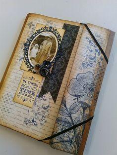 Crafts U Love: Tim Holtz Vintage Folio