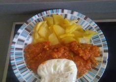 Pisto con 💠verduras y huevo 🍴en la Thermomix a 💠mí manera Pret A Manger, Bon Appetit, Egg, Vegetables, Hacks, Kitchens, Recipes, Thermomix