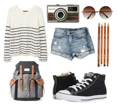 """""""Indie fall"""" by madisonbelle891011 on Polyvore featuring MANGO, Big Star, Mr.ace Homme and Converse"""