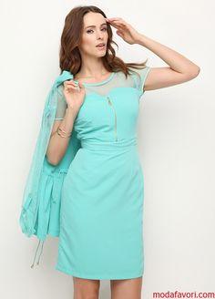 Mint Elbise Modelleri 2013