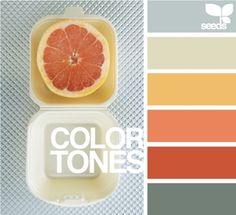 Grey Color Palette | warm gray color palettes