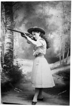 She Personally Taught 15,000 Women How To Shoot.  http://ekkoforever.com #news