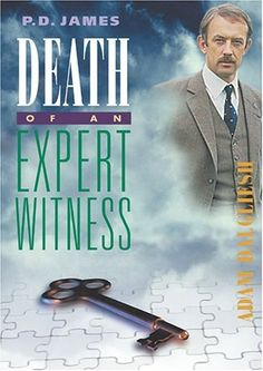 P.D. James - Death of an Expert Witness ~ Roy Marsden
