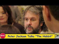 Peter Jackson Talks The Hobbit Comic Con 2012