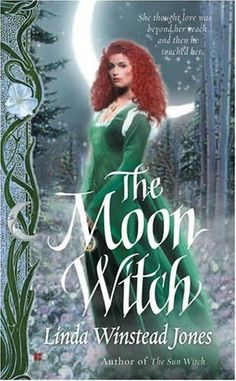 The Moon Witch by Linda Winstead Jones