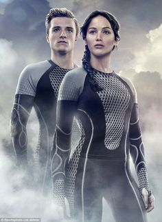 Much-anticipated: The Hunger Games Jennifer Lawrence and Josh Hutcherson : Catching Fire was released nationwide in the US on Thursday
