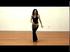 SAMBA RIO STYLE BASIC MOVE, PART 1: HIP BRAZIL DANCE SHOW WITH VANESSA ISAAC. www.hipbrazil.com - YouTube