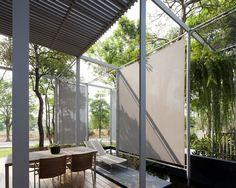 department of architecture / prime nature residence, samutprakarn thailand