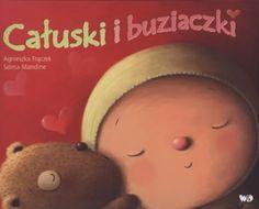 """Książka """"Całuski i buziaczki"""" wydawnictwo Debit"""