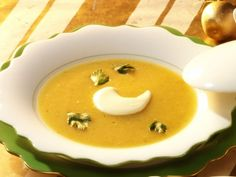 Sellerie-Creme-Suppe