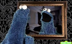 """The fun, incredibly smart writers at Sesame Street have done it again with this adorably funny Cookie Monster video about self-regulation -""""Me Want it (But Me Elementary Counseling, School Counseling, Social Work, Social Skills, Self Regulation Strategies, Zones Of Regulation, Coaching, Emotional Awareness, Art Therapy Projects"""