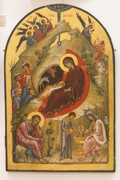Byzantine Icons, Byzantine Art, Religious Icons, Religious Art, Religious Paintings, Orthodox Icons, Visionary Art, Christian Art, Archangel