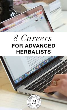 An herbal career with advanced skills can be a very dynamic, personalized path  Discover 8 Careers for Advanced Herbalist that cover many aspects of herbalism and can feed your passion at the Herbal Academy.