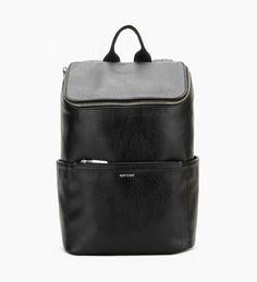 BRAVE - BLACK - backpacks - handbags