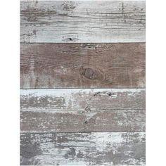 Vliesbehang bruin hout | Praxis