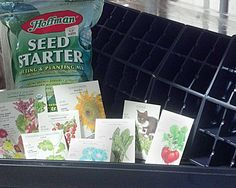 The middle of March is the time to start seeds inside for cool weather vegetables such as cabbage, broccoli and cauliflower. Don't start other seeds yet-- Click back to the story to find out why and get more tips from Lockwood's Greenhouses in Hamburg.