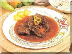 vcielkaisr-mojerecepty: Teľacie mäso na paprike