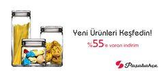 Paşabahçe Ürünlerinde %55'e varan indirim www.markalardan.com