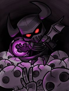 The Necormancer is one of my favorite Castle Crasher bosses, well, I pretty much like all of them, but... he's way, way at the top of my list. Also, he has the best theme song. Happy Halloween, eve...