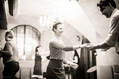 Swing im Galerie @ A-6020 Innsbruck - 'Kinders, wir tanzen weiter!'  Wo: im Galerie very zentral in der Altstadt (Pfarrgasse 6)  Wann: jeden 1. und 3. Donnerstag im Monat von 19.30 bis 22.30h