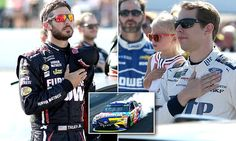 NASCAR owners threaten to FIRE drivers who protest during natl anthem #DailyMail