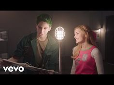 "Milo Manheim, Meg Donnelly, Kylee Russell - BAMM (From ""Z.O.M.B.I.E.S.""/Official Video) - YouTube"