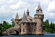 photo shoot at a castle