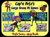 Browse over 750 educational resources created by Cap'n Pete's Power PE in the official Teachers Pay Teachers store. Large Group Games, Small Groups, Teacher Pay Teachers, Teacher Resources, High School Health, Spy Kids, Pe Games, Physical Education Games, Typing Games