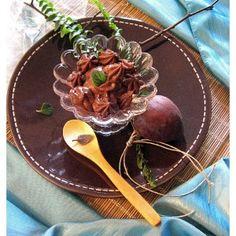 Mousse di Avocado al Cioccolato  #italianfood #italianrecipes #recipe #chocolate