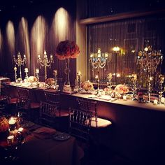 Loving theory tables in the room at tonight's wedding with @juliettanfloral and @kenny_kim at @thewitchicago #loveislivenitup