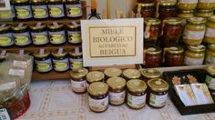 Miele biologico del Parco del Beigua per tutti i gusti