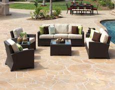 3 Pc. Barbados Sofa Set FP BAR 3SS EB